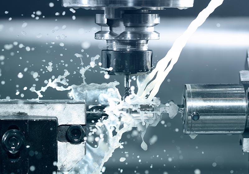 Empresa de Mecanizados CNC