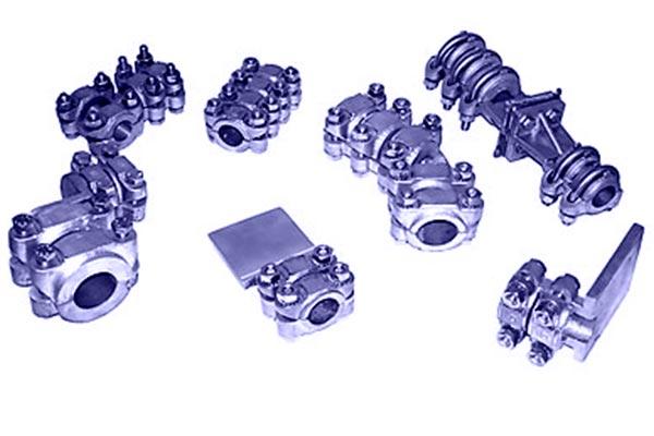 Fabricación de material eléctrico: Conectores de aluminio