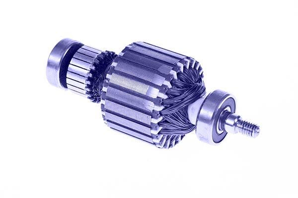 Fabricación de material eléctrico: Carcasas y piezas para motores eléctricos