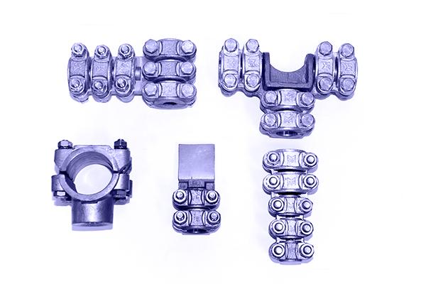Fabricación de material eléctrico: Conectores de bronce