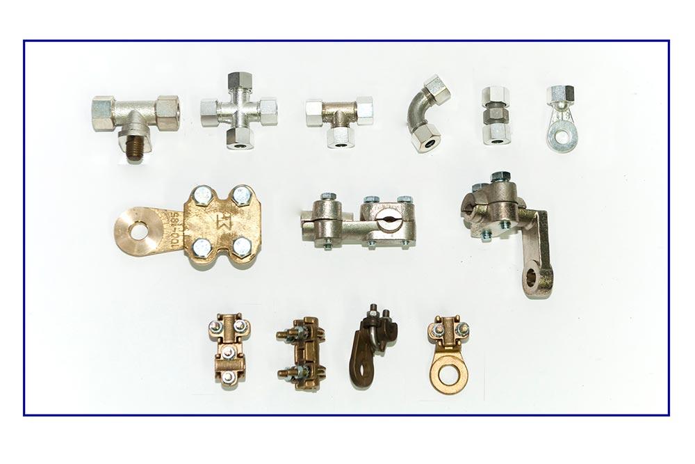 Servicio Fabricación de material eléctrico