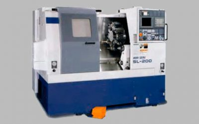 What is our Mori Seiki CNC lathe for?